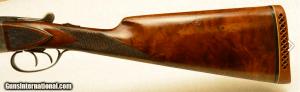 "A.H. Fox Sterlingworth SxS 20ga 2 3/4"", Straight Stock, Skeet & Upland Game?"