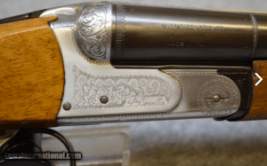 20g Beretta 626E Side by Side Shotgun