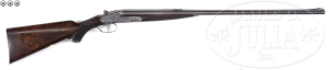 RARE EARLY HOLLAND & HOLLAND ROYAL HAMMERLESS SIDELOCK TOP-LEVER DOUBLE RIFLE