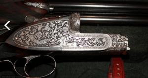 Piotti Monaco 12ga SxS SLE single trigger shotgun