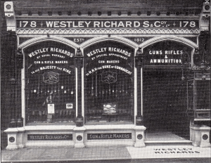Westley Richards, 178 New Bond Street, London
