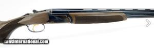 Franchi Instinct L 20 Gauge Over-Under Double Barrrel shotgun