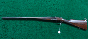 12g Gastinne Renette, Paris, Side-by-Side Shotgun