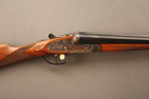 LOT 161: ARRIETA ORVIS CUSTOM, 16GA SXS SHOTGUN