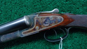 L.C. SMITH No. 2 12 GAUGE HAMMERLESS SXS SHOTGUN