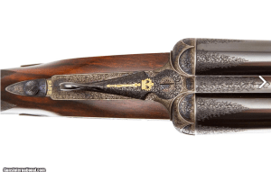 W.W. GREENER SxS SIDELOCK 16 GAUGE SHOTGUN