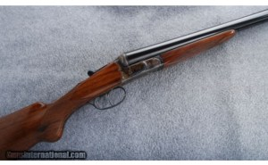 Abercrombie & Fitch F. Rizzini Side-By-Side 12 Ga