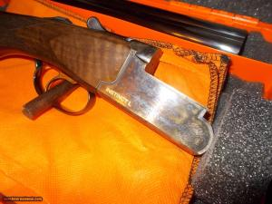 Franchi Luigi Model Instinct 'L' 20 ga OU Double Barrel Shotgun