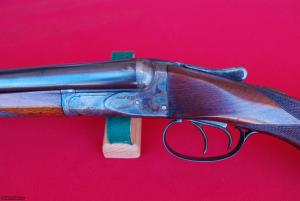 Fox Sterlingworth 20 Gauge SxS Shotgun
