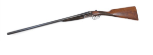 """Lightweight, Mid 50s Webley & Scott Model 700, SxS 12 gauge ejector gun, 28"""" bbls"""