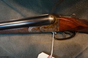 Husqvarna 12 gauge Deluxe SxS Boxlock Shotgun