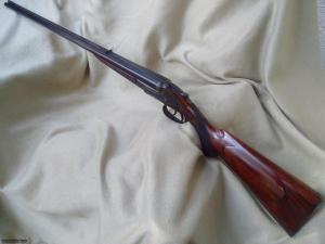 "Alexander Henry .303 ""Duke of Atholl"" best quality sidelock ejector double rifle"