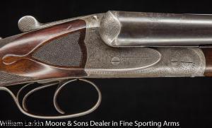 "CHARLES DALY (Lindner) 12ga 28"" SxS Prussian Shotgun"