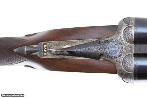 James Woodward 12 gauge Sidelock SxS Double Barrel Shotgun