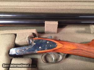 Browning Lebeau-Courally 12 gauge SxS Double Barrel Sidelock Shotgun