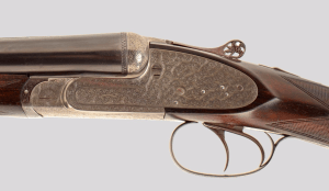 Gamba 12 gauge 580 SxS Double Barrel Sidelock Shotgun