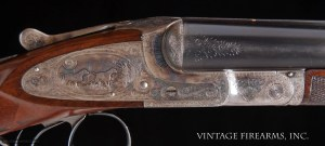 L.C. Smith Crown Grade 16 Gauge SxS Double Barrel Shotgun