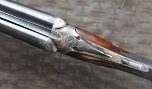 "20 gauge Westley Richards SxS Double Barrel Shotgun, 26"" barrels, Westley single trigger"