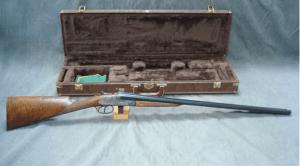 AYA Aguirre Y Aranizabal #2 Round Body SxS 16 GA Shotgun