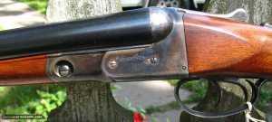 Parker VHE 12 gauge SxS, No. 1 frame, 6lbs, 14oz