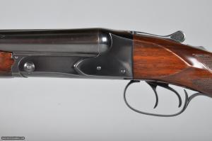 "Winchester Model 21 16 Gauge SxS, 28"", Double Triggers, Ejectors"