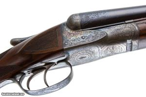 A.H. FOX CE PHILADELPHIA 12 GAUGE SXS DOUBLE BARREL SHOTGUN