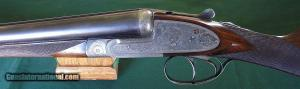 Aug. Francotte Sidelock Ejector 12 Bore Side-by-Side Double Barrel Shotgun