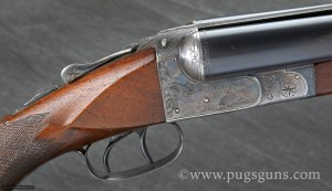 Ithaca 10 gauge NID Grade 3 SxS Double Barrel Shotgun