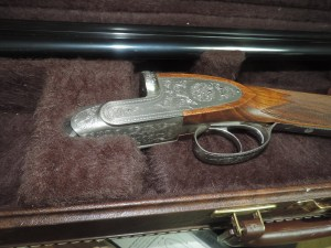Browning Bss Sidelock 12 Gauge Shotgun Like New 12 GA