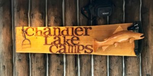 One Maine's finest sporting camps. 6hrs from Boston in the North Maine Woods