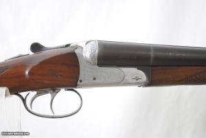 BERETTA 626E SxS BOXLOCK IN 12 GAUGE - WITH EJECTORS