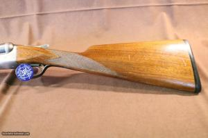 A.H. Fox Skeet and Upland Game 12 bore SxS Shotgun