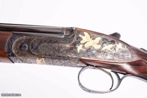 JAMES PURDEY & SONS, 1 OF A  3 OVER UNDER SET,  20 GAUGE, 28 GAUGE, .410