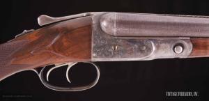 """Parker DH 16 Gauge - """"O"""" FRAME - SxS Shotgun, 95% FACTORY COLOR GORGEOUS"""