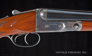 Parker VH 16 Gauge Side-by-Side SUPER CLEAN, CRISP, UNTOUCHED GUN!