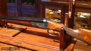 Parker VH 28 Gauge S/S Double Barrel Shotgun