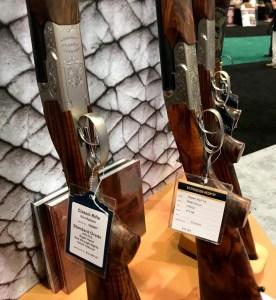 Krieghoff double rifles