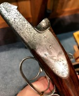 A 20g SxS by James Purdey & Sons. Griffin & Howe had it.