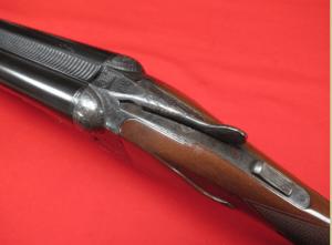 """Parker-Winchester 20 gauge DHE SxS Shotgun, 28"""" bbls, Double Triggers"""