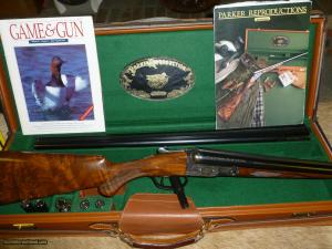 Parker Reproduction 16/20 Ga Combo SxS Shotgun