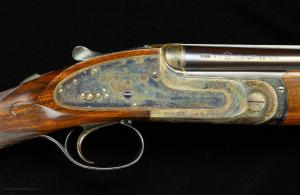 James Purdey & Sons, London, 20 Gauge Sidelock Best Quality O/U Shotgun: