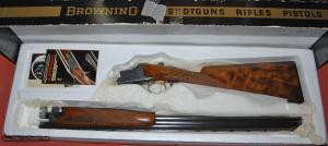 Belgian Browning 20ga Superlite Over Under Shotgun NIB