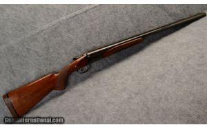 Browning ~ BBS ~ 12 ga~ Boxlock Ejector SxS Shotgun