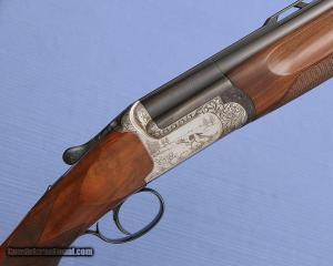 "1980 - Perazzi MX8 Trap OU - SC3 Grade -Type IV Gun: Like New Condition! 12ga, 2-3/4"", 30"" Bbls"