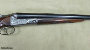 "Parker Bros. DHE Grade 16 Gauge Double Barrel Side-by-Side Shotgun with 26"" Barrels"