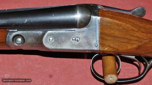 Parker VH 16ga. SxS Double Barrel Shotgun: