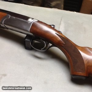 "Ruger Red Label 28 gauge over/under shotgun, 28"" bbls"