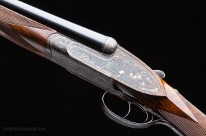 F.lli Piotti 20g King No.1 Sidelock Ejector Side-by-Side Shotgun: