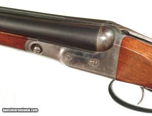 PARKER BROS. VH 16 GAUGE DOUBLE BARREL SIDE-BY-SIDE SHOTGUN:
