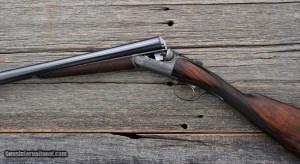 John Dickson & Son - Round Action - 12 ga - SxS - Shotgun
